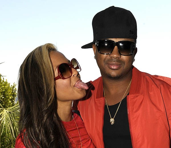 Christina Milian e The Dream (Foto: Getty Images)
