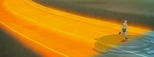 Diane Van Deren arte (Foto: Reprodução / TV Globo)