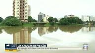Nível do rio Paraíba do Sul está acima do normal