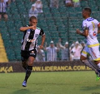 Clayton Figueirense x Brusque (Foto: Luiz Henrique/Figueirense FC)