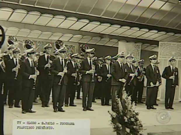 A banda completa 100 anos de seu início (Foto: Reprodução/TV Tem)