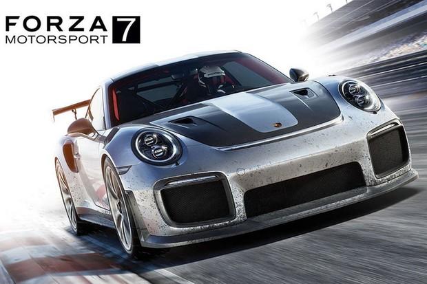 Porsche 911 GT2 RS no Forza Motorsport 7 (Foto: Divulgação)