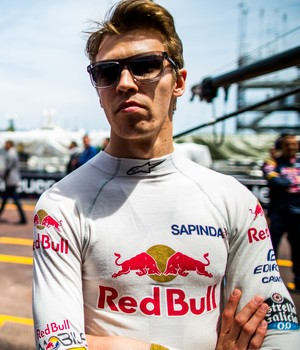 Daniil Kvyat no GP de Mônaco (Foto: Getty Images)