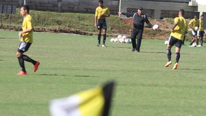 Roberto Cavalo Criciúma (Foto: Fernando Ribeiro/Criciúma EC)