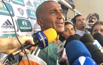Cristovão borges Fluminense (Foto: Marcelo Hazan)