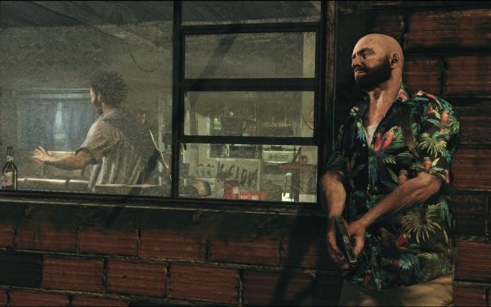 Max Payne 3: saiba escolher entre atirar e ficar em silêncio (Foto: Divulgação)