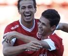 Inter amplia o placar contra o Coritiba; siga (Edu Andrade / Ag. Estado)