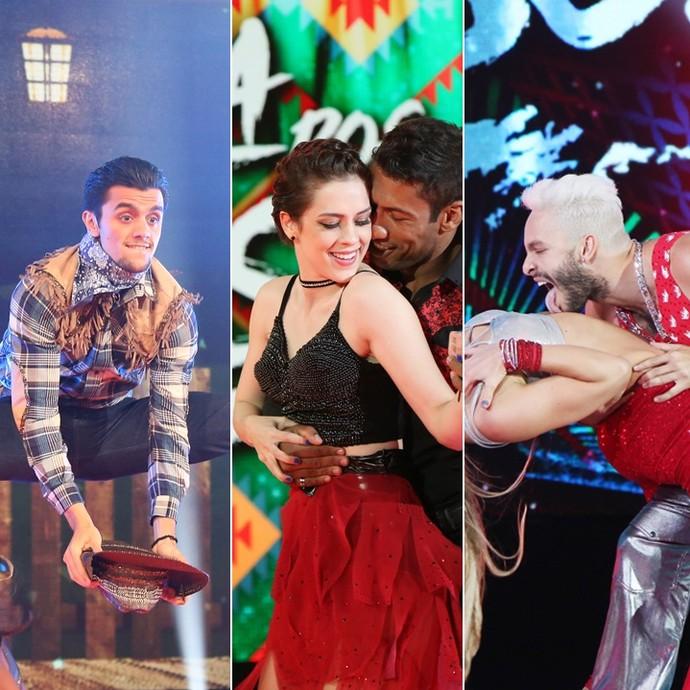 Finalistas arrasaram no 'Dança 2016' (Foto: Carol Caminha/Gshow)