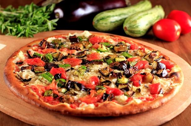 Pizza Verdure (Foto: Divulgação)