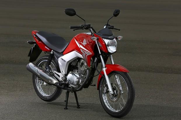 Honda CG 150 Flex 2014 (Foto: Divulgação)