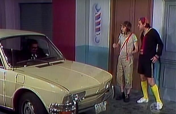 VW Brasilia no episódio Vamos Brincar de Carrinhos? (Foto: Reprodução)