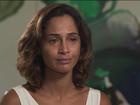 Camila Pitanga conta detalhes do acidente com Domingos Montagner