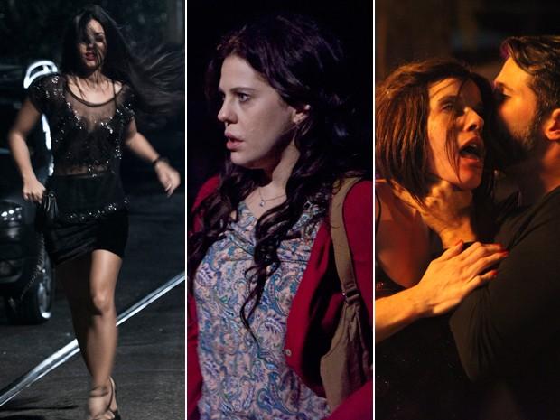 Edu fez muitas vítimas ao longo do seriado. Reveja algumas delas (Foto: Estevam Avellar/TV Globo/Carol Caminha/Gshow)