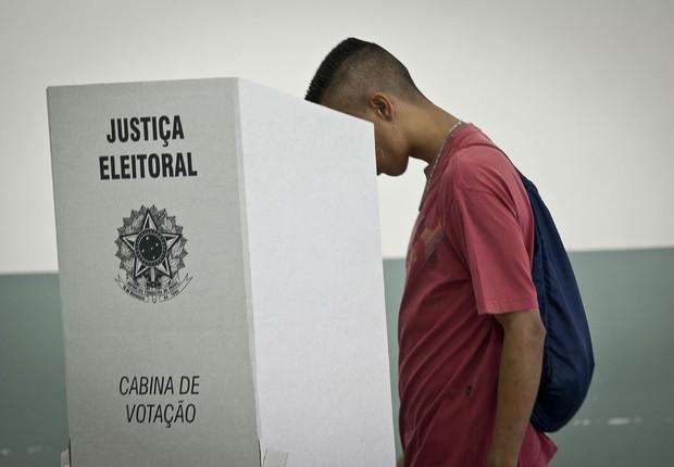 Eleições no Brasil ; eleitor brasileiro ; brasileiros votam ;  (Foto: Marcelo Camargo/Agência Brasil)