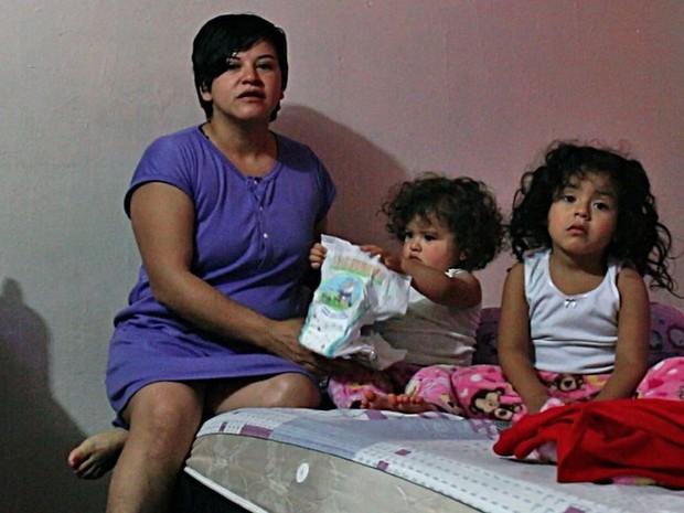 Saída de Sandra da floresta para se recuperar de doença e visitar filha foi interpretada como deserção por membros da guerrilha (Foto: Débora Silva/BBC)