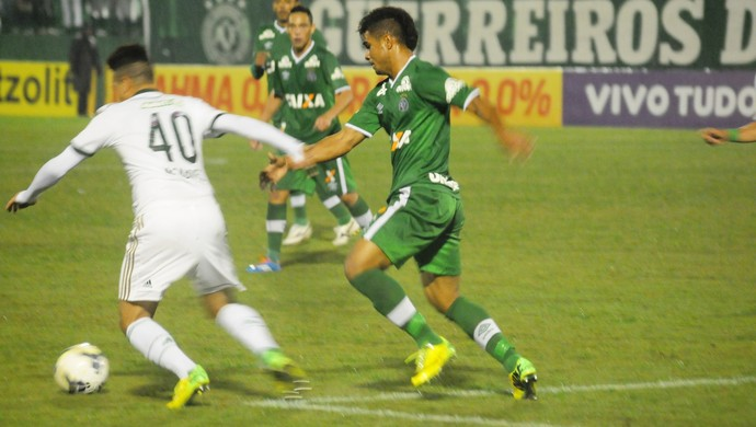 Roni Chapecoense X Palmeiras (Foto: Cleberson Silva/Chapecoense)