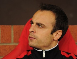 Dimitar Berbatov banco Manchester United (Foto: Reuters)