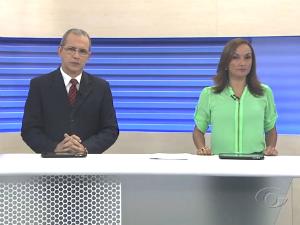 Liara Nogueira e Gilvan Nunes (Foto: Reprodução/TV Gazeta)