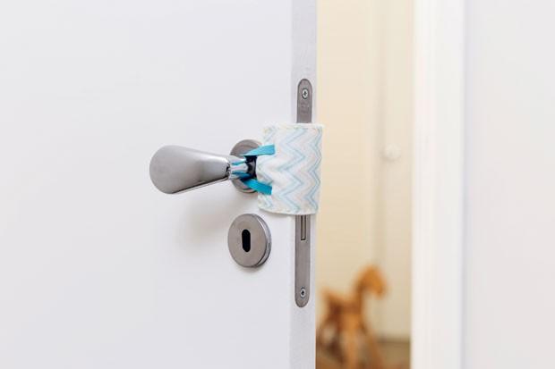 Como fazer um protetor de porta (Foto: Bruno Marçal / Editora Globo)