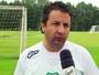 Diretoria da Caldense anuncia demissão do técnico Gian Rodrigues