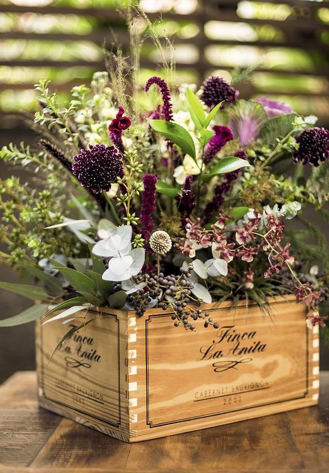 Arranjo by Acorda, Margarida - Plants & Flowershop (Foto: Divulgação)