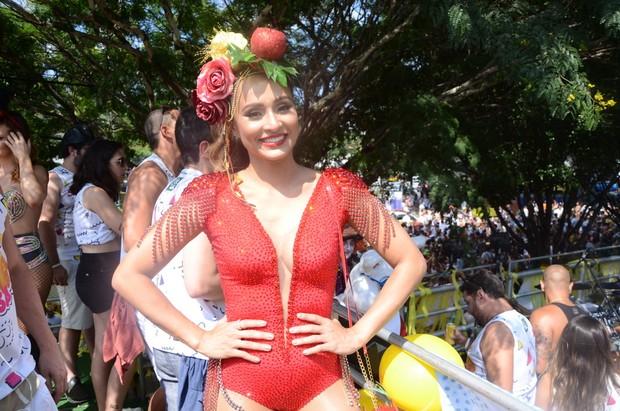 Thaissa Carvalho (Foto: Eduardo Martins / AGNEWS)