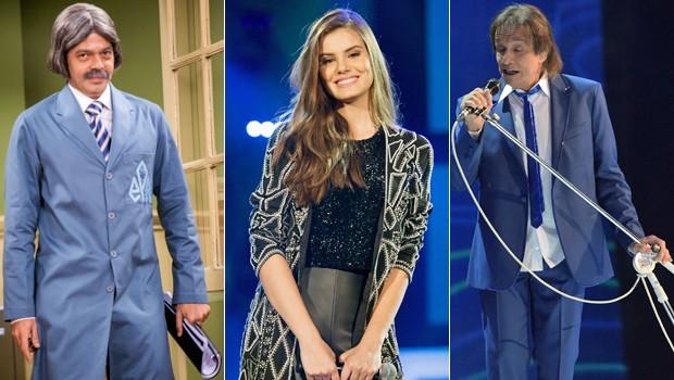 Descubra as atrações especiais de fim de ano que a Globo exibe de domingo, dia 13, até o Natal (Foto: Globo)