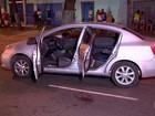 Após abordagem, suspeito de roubar carro é ferido por PMs em BH