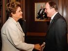 Dilma encontra primeiro-ministro da Suécia e tem reunião empresarial