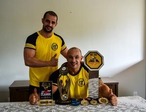 O irmão de Diego se divide entre a veterinária e apoio ao atleta. (Foto: Fúlvia Defante)