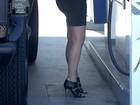 Grávida, Kim Kardashian conta como mantém a forma comendo por dois