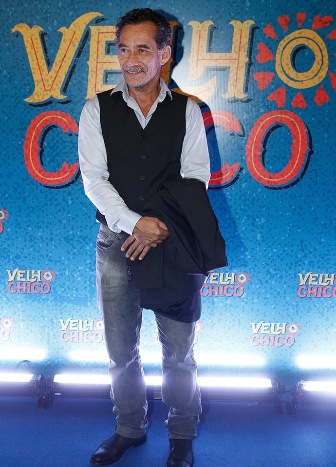 Chico Díaz será Belmiro (Foto: Inácio Moraes/Gshow)