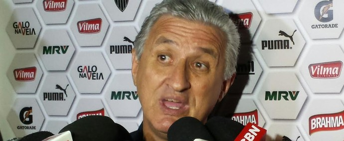 Eduardo Maluf; Atlético-MG (Foto: Fernando Martins)