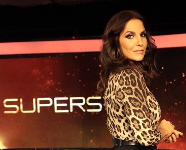 Ivete Sangalo (Foto: Dafne Bastos/ TV Globo)