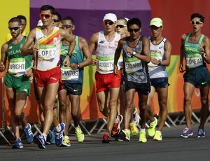 BLOG: Possíveis mudanças nas regras para a marcha atlética