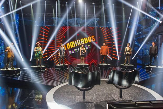 Iluminados Do Domingão estreia hoje (Foto: Artur Meninea/ Gshow)