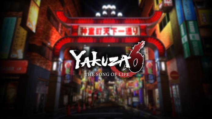 Yakuza 6: The Song of Life (Foto: Divulgação/SEGA)