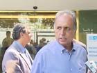 Pezão segue internado para controlar infecção, diz governo do RJ