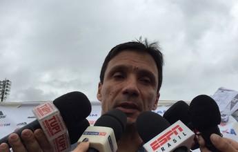 """Zé Ricardo destaca superação e fala sobre futuro: """"Na mão da direção"""""""