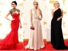 Laura Prepon é eleita por internautas a mais bem-vestida do Emmy 2015
