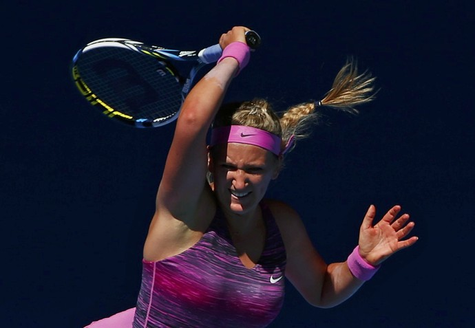 tênis victoria azarenka aberto da austrália (Foto: Reuters)
