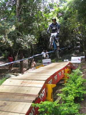 V Desafio da Santa de Downhill Urbano ocorre neste mês em Salto (Foto: Divulgação / Assessoria de imprensa de Salto)