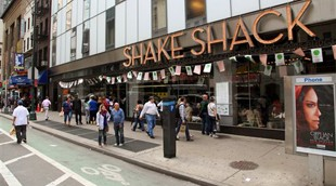 shake shack (Foto: AP Photo/Mark Kennedy)