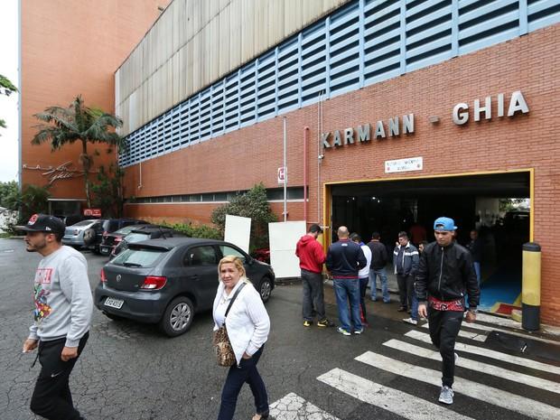 Sindicato pedirá falência da Karmann-Ghia (Foto: Adonis Guerra/SMABC/Divulgação)