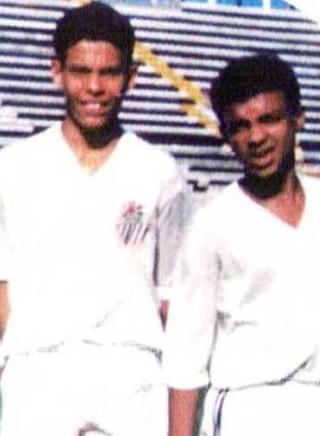 Ronaldo e Grilo, São Cristovão (Foto: Arquivo Pessoal)