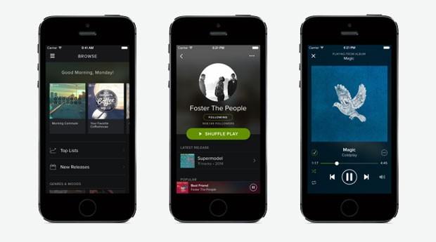 Spotify (Foto: Divulgação)