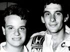 Barrichello recorda ida à Disney que o aproximou de Senna (Reprodução )