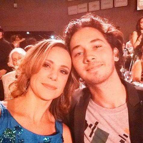 Vanessa e Gabriel Falcão (Foto: Reprodução)