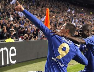 Fernando Torres gol Chelsea final Liga Europa Benfica (Foto: EFE)