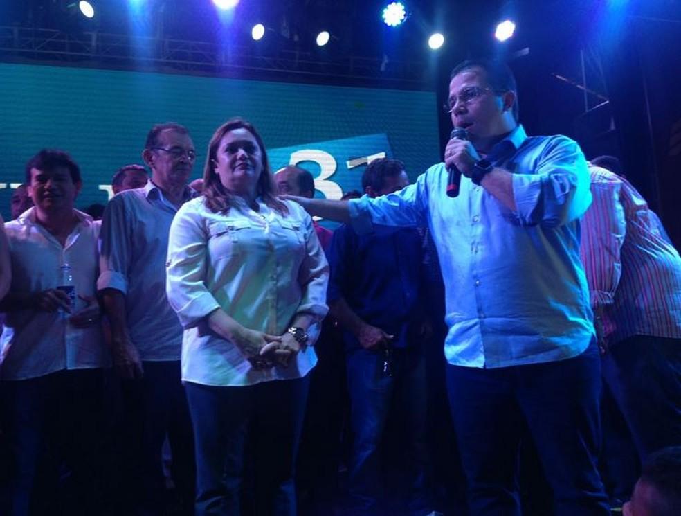 Wilker Barreto será candidato no Amazonas (Foto: Maritana Santos/Rede Amazônica)